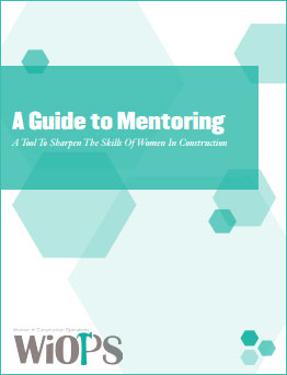 WiOPS Guide to Mentoring