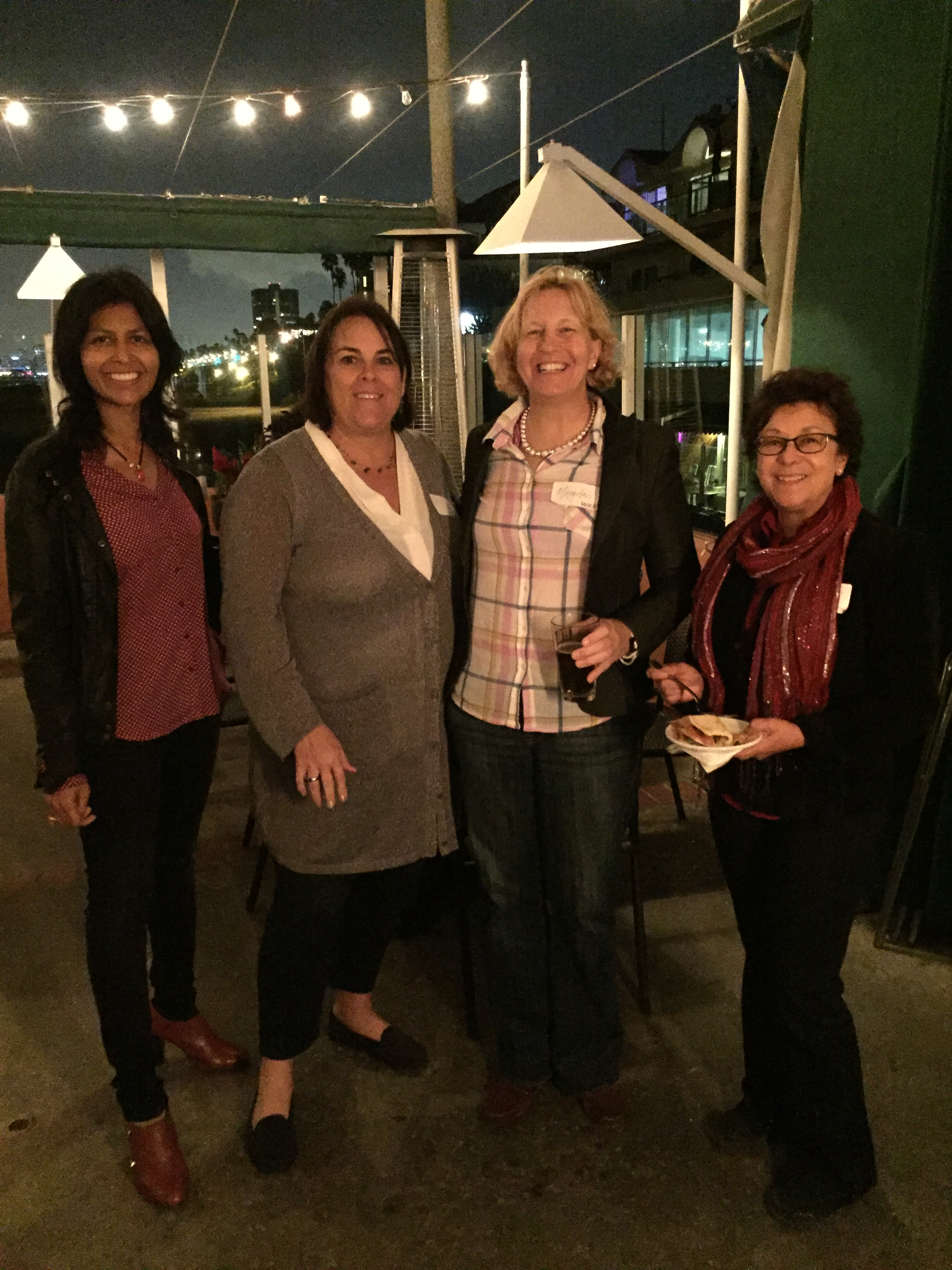 End of Year Party at Belmont Brewery hosted by Critchfield Mechanical, Inc of So. California