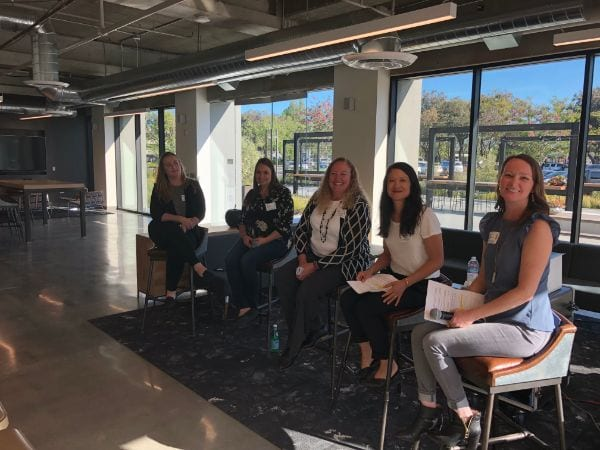 Working Women's Wellness with Truebeck Construction